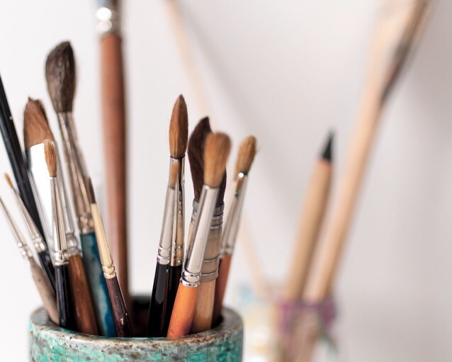 caring for your watercolor brushes
